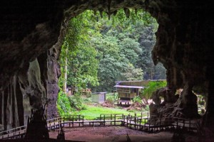 Borneo-Hoehle