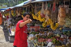 Borneo-Markt