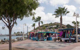 Marigot auf San Martin