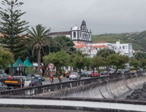 8. Zwischenstopp auf den Azoren