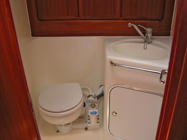 WC+Waschkabine