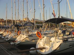 Charterschiffe
