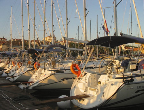 Segelyacht chartern