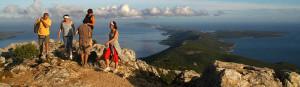 Kroatien-Wandern